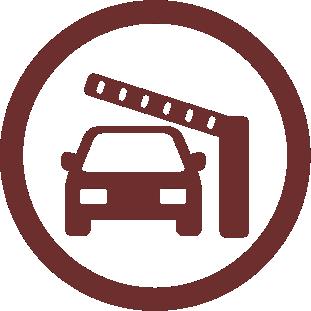 Acces restrictionat cu bariera
